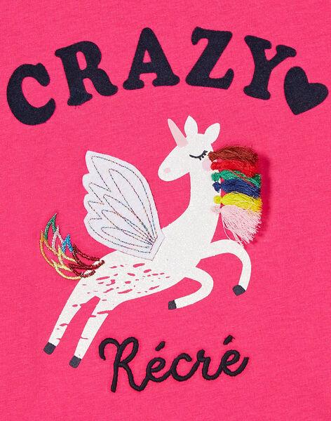 T-shirt manches longues à licorne KARETEE2 / 20W901G5TMLD320