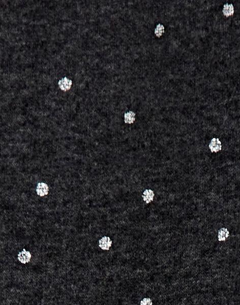 Legging fourré et imprimé petit pois en paillettes KAJOLEG2 / 20W90148D2B944