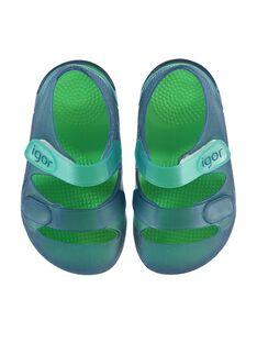 Sandales Bleue LBGBAINBOND / 21KK3861D34C201