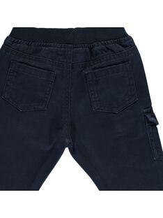 Pantalon bébé garçon CUJOPAN1 / 18SG10R1PAN705