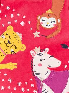 Pyjama Rose LEFAPYJCOS / 21SH1155PYJD332