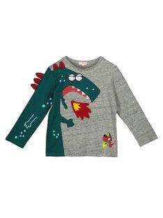Tee Shirt Manches Longues Dragon GOVETEE / 19W90221TML927