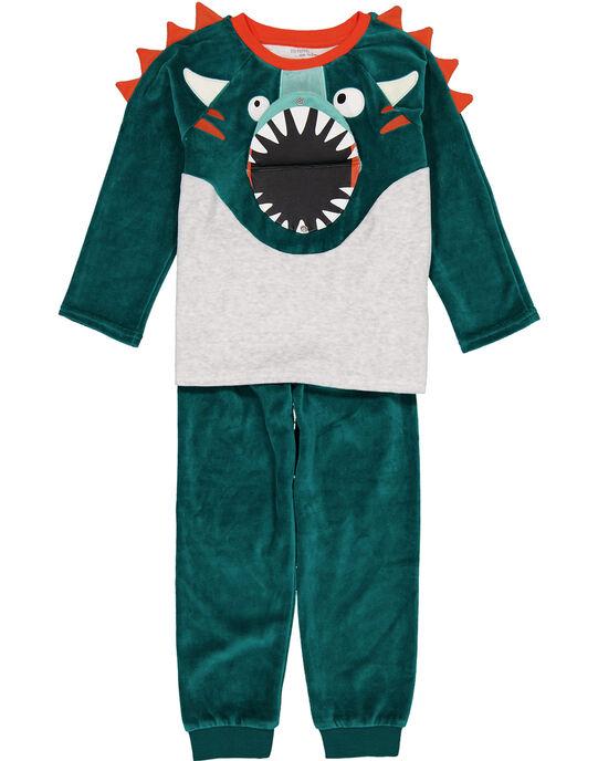 Pyjama GEGOPYJDINO / 19WH1256PYJG614