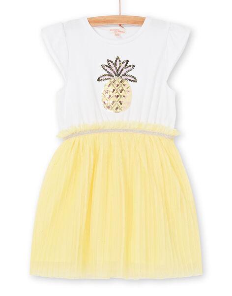 Robe Blanche LAJAUROB5 / 21S901O5ROB000