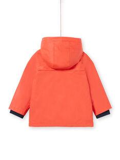 Imperméable Orange LOGROIMP1 / 21S902R2IMPE414