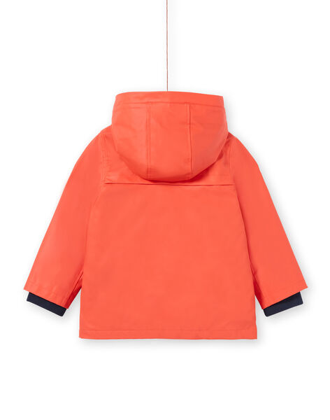 Imperméable Orange LOGROIMP1 / 21S902R2IMPE414