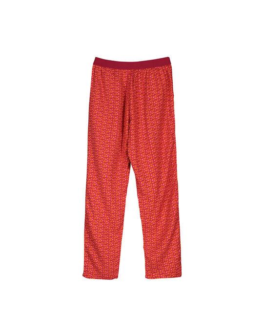 Pantalon fantaisie fille FABAPANT / 19S90161PAN099