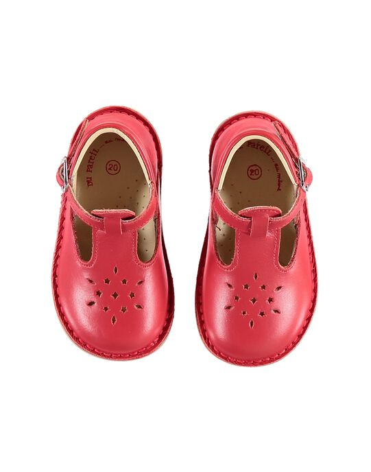 Chaussures salome Rouge JBFSALBASIR / 20SK37Y3D13050