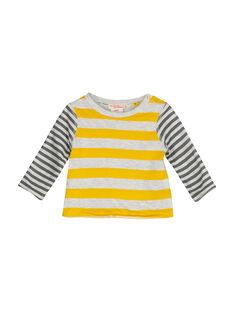 Tee-shirt réversible bébé garçon FULITEE3 / 19SG1023TML099