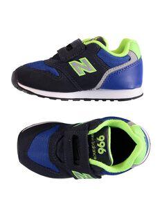 Chaussures sport Bleue GBGIZ996DN / 19WK38P2D37C218