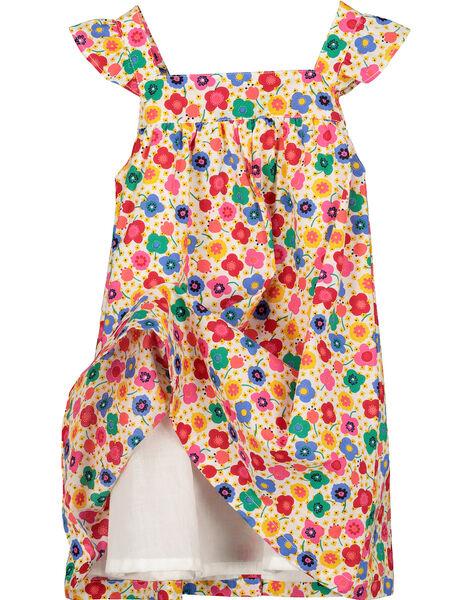 Robe fantaisie bébé fille FICOROB3 / 19SG0983ROB000