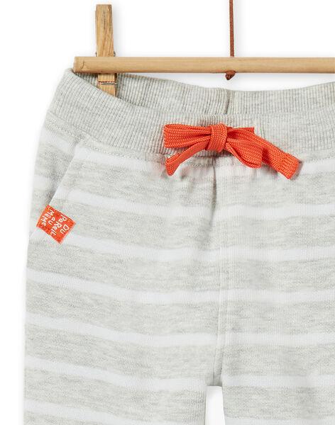 Pantalon Gris chiné LUJOPAN4 / 21SG1031PAN943