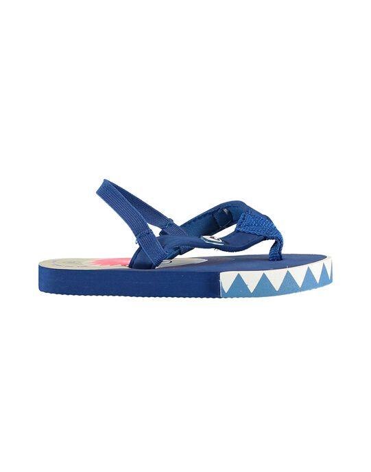 Tong de plage Bleu marine JGTONGDEN / 20SK36Z3D01070