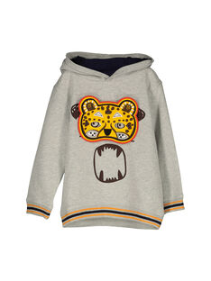 Sweat Shirt Gris FOBASWE1 / 19S90261SWMJ908