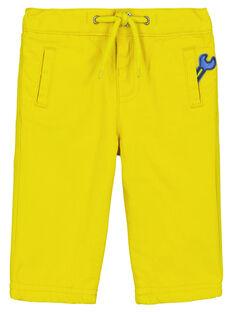 Pantalon Jaune  GUJAUPAN2 / 19WG10H2PANB114
