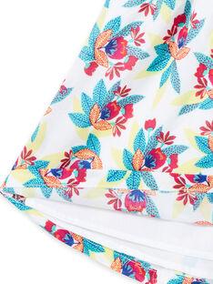 Robe sans manche imprimé fleurie  JAMAROB4 / 20S901P1ROB000