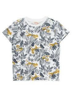 Tee Shirt Manches Courtes Ecru JOTROTI1 / 20S902F1TMC001