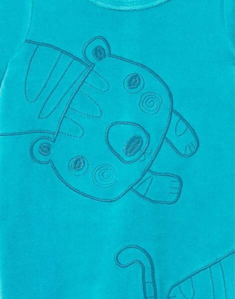 Grenouillère Bleue LEGAGRECAL / 21SH1456GREC240