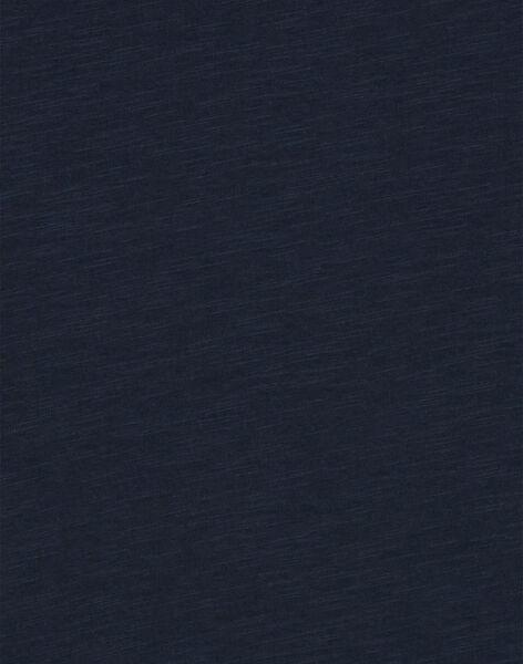 Tee Shirt Manches Longues Bleu marine LOJOTEE1 / 21S90231TML705