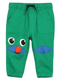 Pantalon Vert FUCAPAN2 / 19SG10D2PANG619