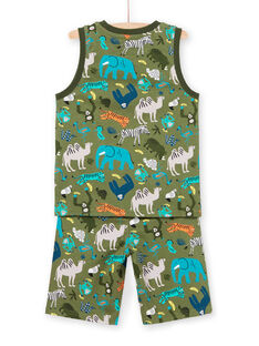 Pyjama Kaki LEGOPYCAOP / 21SH12C6PYJ604