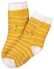 Chaussettes mi-hautes bébé mixte GOU1CHO2 / 19WF4211SOQB105