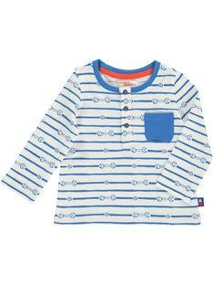 Tee-shirt manches longues bébé garçon CUKLETUN / 18SG10D4TML099
