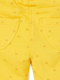 Pantalon Jaune LIJOPAN1 / 21SG0931PAN106