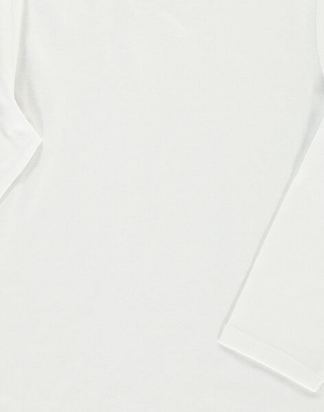 Tee-shirt manches longues garçon DOJOTEE3 / 18W9023BD32A001