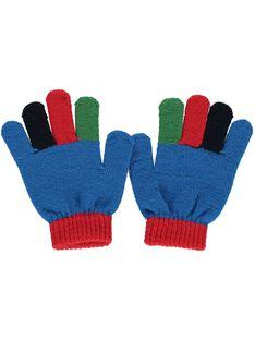 Paire de gants garçon DYONAUGAN / 18WI02G1GANC210