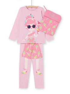 Pyjama Rose LEFAPYJICE / 21SH11S3PYGD303