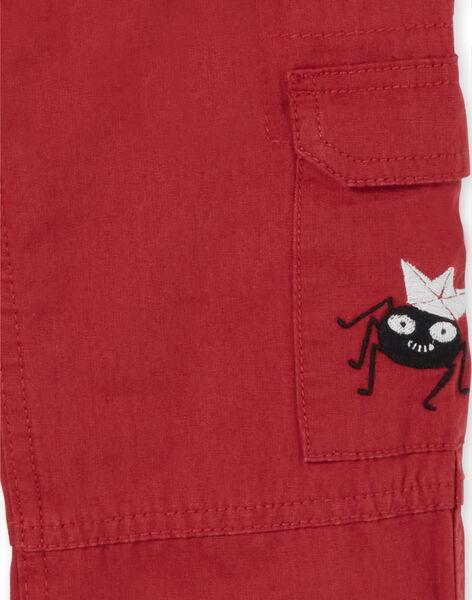 Pantalon Rouge LOROUPAN / 21S902K1PANF506