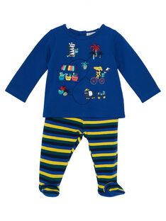 Pyjama Bleu JEGAPYJMAR / 20SH1421PYJ217