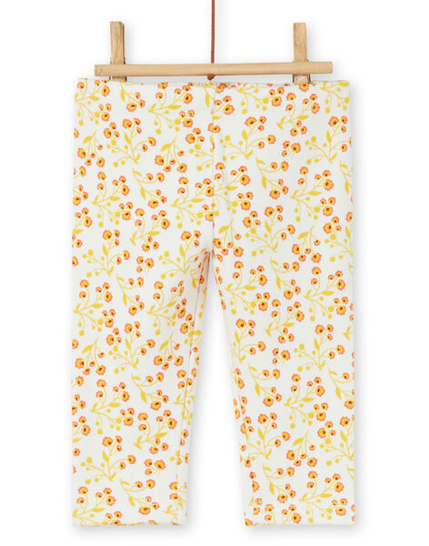 Pantalon Ecru LINAUPAN / 21SG09L1PAN001