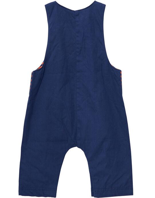 Salopette Bleue JUVISAL / 20SG10D1SALC225