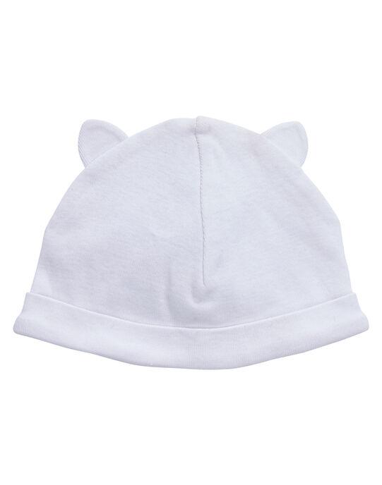 Bonnet chaton naissance mixte JOU1BON1 / 20SF42J2BNA000