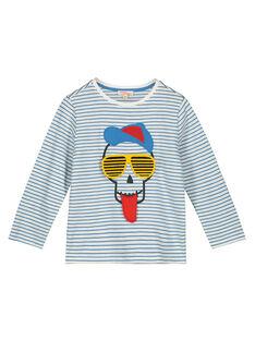 Tee shirt Manches Longues Rayé  GOBLETEE1 / 19W90292TML001