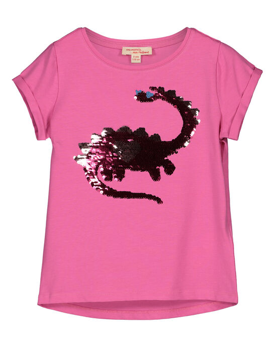 TEE SHIRT MANCHES COURTES SEQUIN REVERSIBLE  GABLETI1 / 19W90191TMCD305