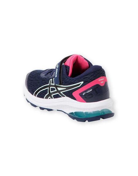 Chaussures de sport junior Bleu marine KGGT10009PS / 20XK3621D4Q070