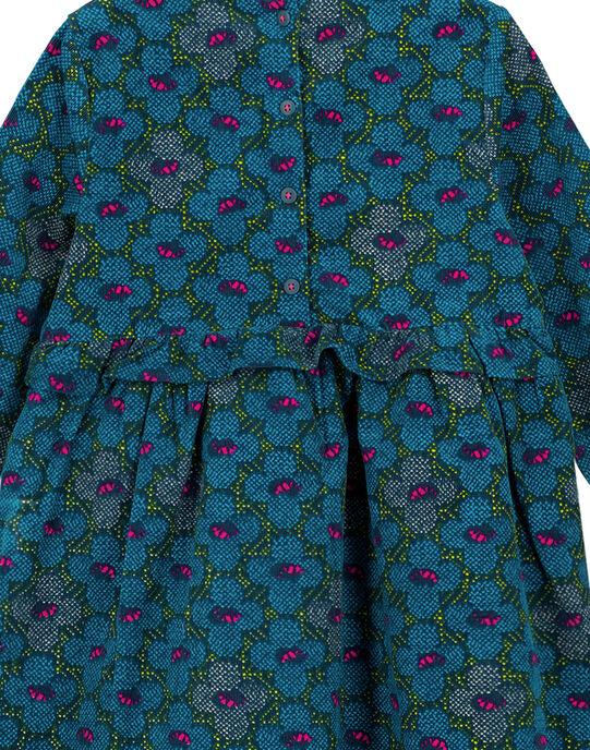 Robe Bleu marine GATUROB1 / 19W901Q3ROB714