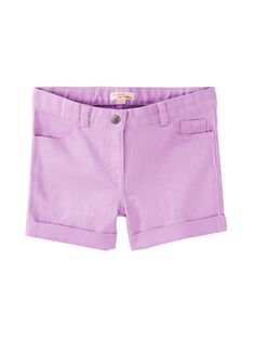 Short en denim rose JAJOSHORT5 / 20S901T2D30322