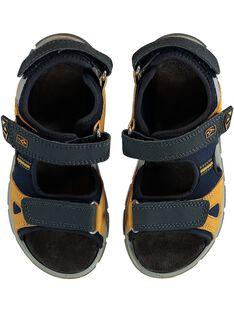 Sandales Bleu marine JGSANDMAC / 20SK36Z2D0E070