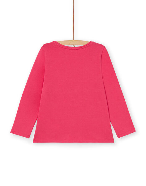 Tee Shirt Manches Longues Rose LAJOTEE1 / 21S90134D32F507