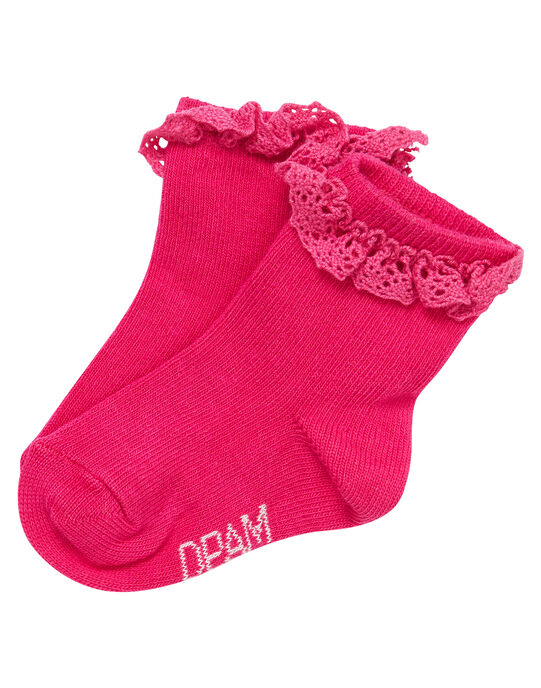 Chaussettes Rose JYIJOCHODEN4 / 20SI0953SOQF507