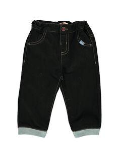 Jean sportswear bébé garçon CUBENJEAN / 18SG10G1JEAK003