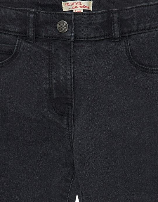 Jeans Denim noir JAESLIM2 / 20S90163D29K003