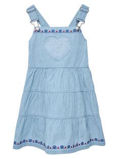Robe Bleu marine JACEAROB3 / 20S901N1ROB721