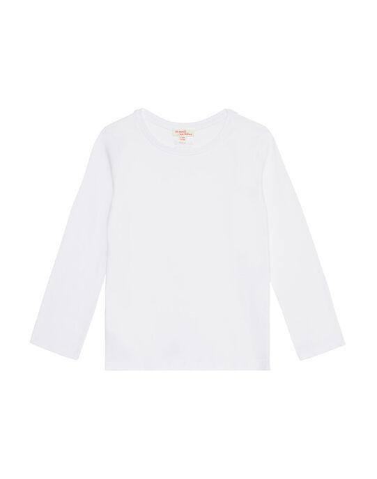 Tee Shirt Manches Longues Blanc JAESTEE1 / 20S90161D32000