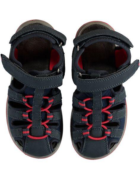 Sandales Bleu marine JGSANDIMA / 20SK36Z5D0E070