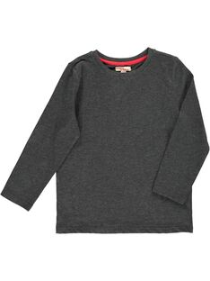 Tee-shirt manches longues garçon DOJOTEE4 / 18W9023FD32944
